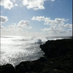 Blowholes, tonga main island