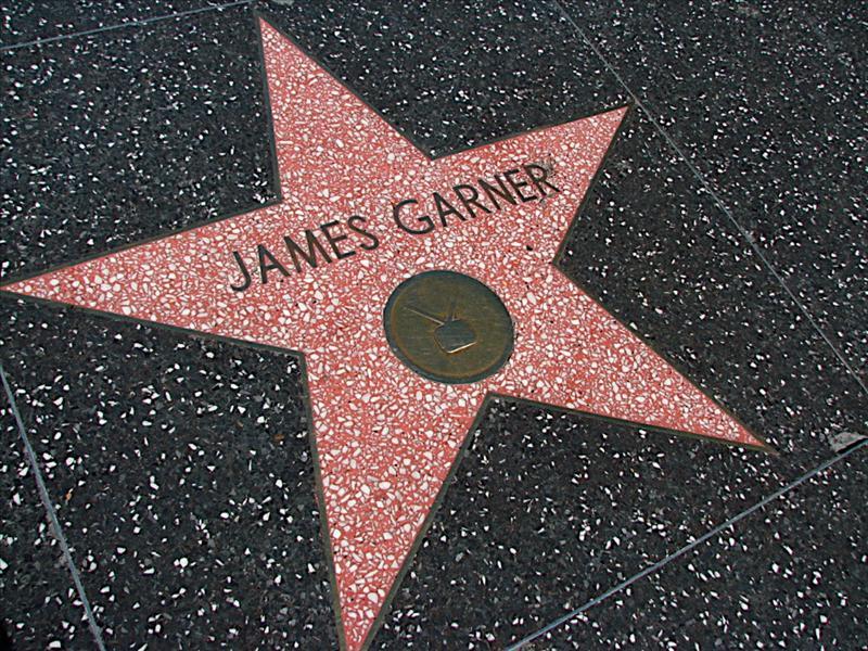James Garner Star