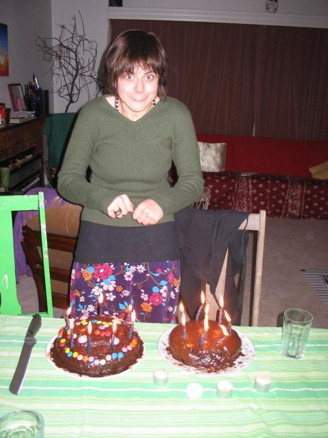 Samara•birthday cakes•Alfredton