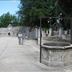 The five wells.