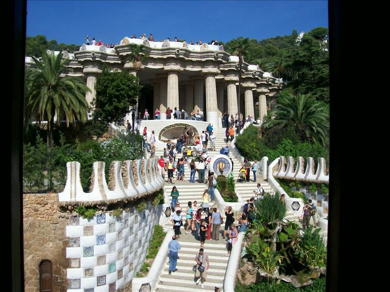 parc. guell