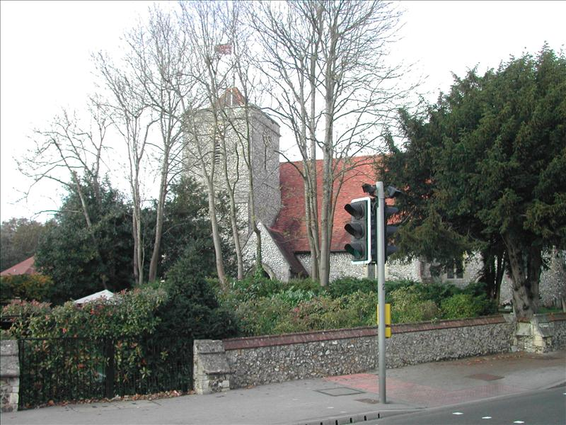 St. John the Baptist Church, London Road, Waterlooville, England