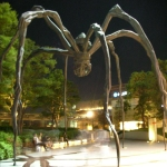 Spider in the city! bringing imagination to life....