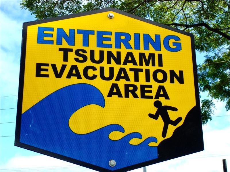 Hilo - Tsunami Area