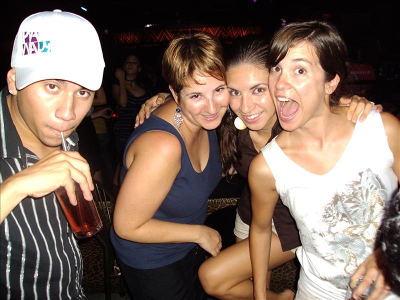 Marco, Corinne, Suzi & ig