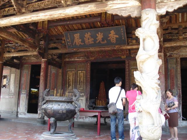 一級古蹟--龍山寺