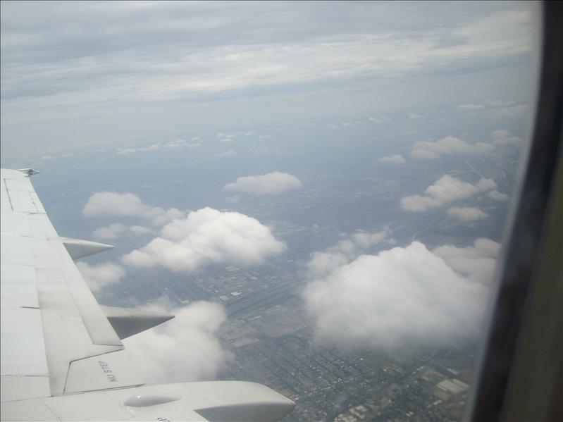 Ireland by air