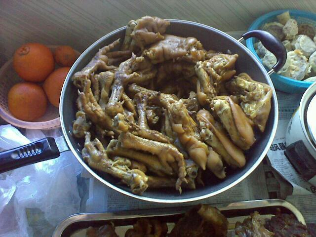 鸡爪&猪爪  用手机拍摄 (爱拍网 http://ipai.cn/photologs/3633)