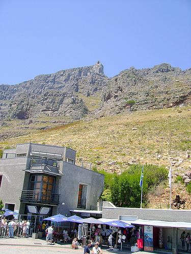 Lower Cableway