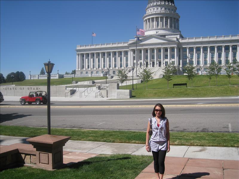 State Capitol of Utah