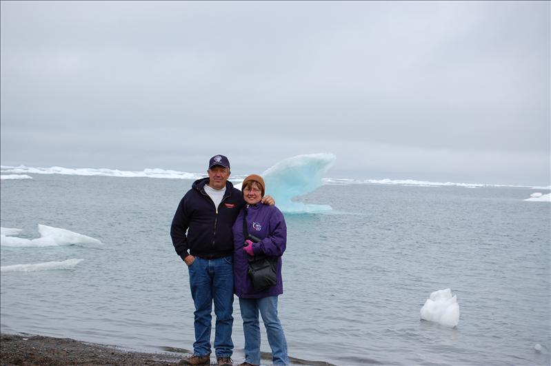 Us  & the Artic Ocean