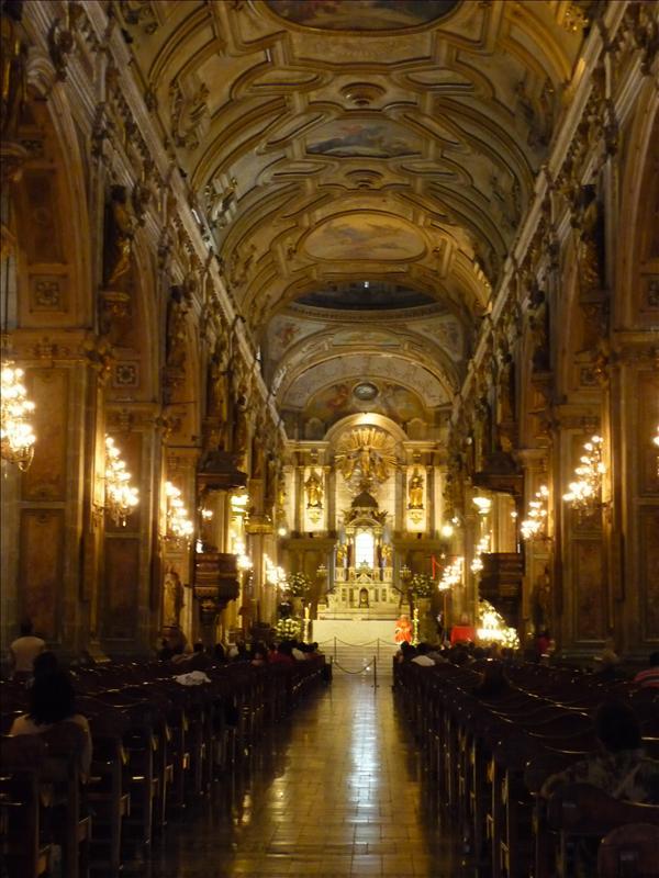 Cathedral Santiago