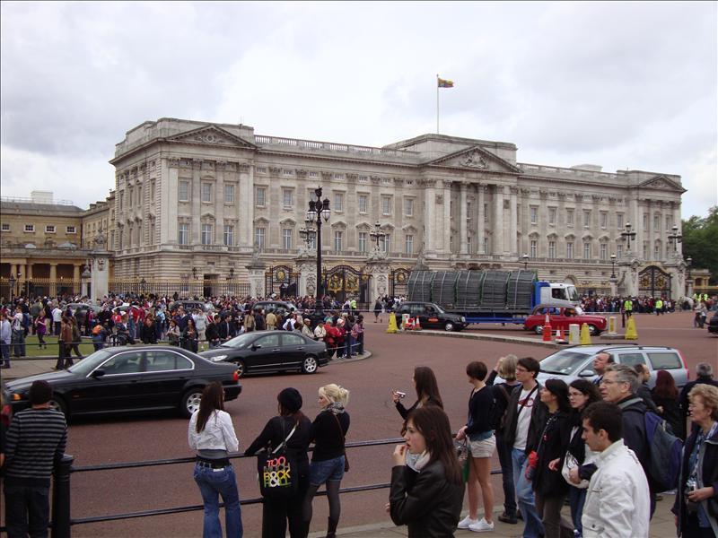 Buckingham Palace - 20th May