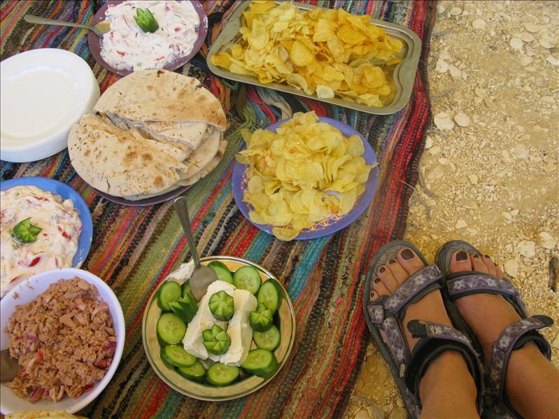 Heerlijke lunch