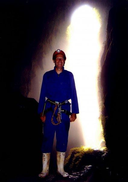 INTO THE LOST WORLD OF WAITOMO, NI - MAR 2004