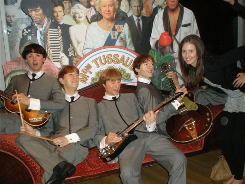 The Beatles, Madame Tussaude's Wax Museum - 20th May