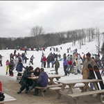 a ski haven called Hidden Valley near in Saint Louis county, Missouri