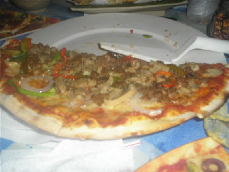 Longanisa Pizza