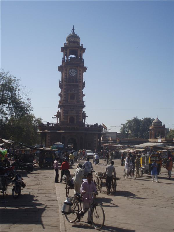 Big Ben in Jodhpur...?