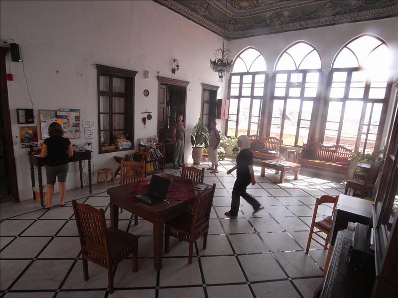 fauzi azar inn, old city nazareth