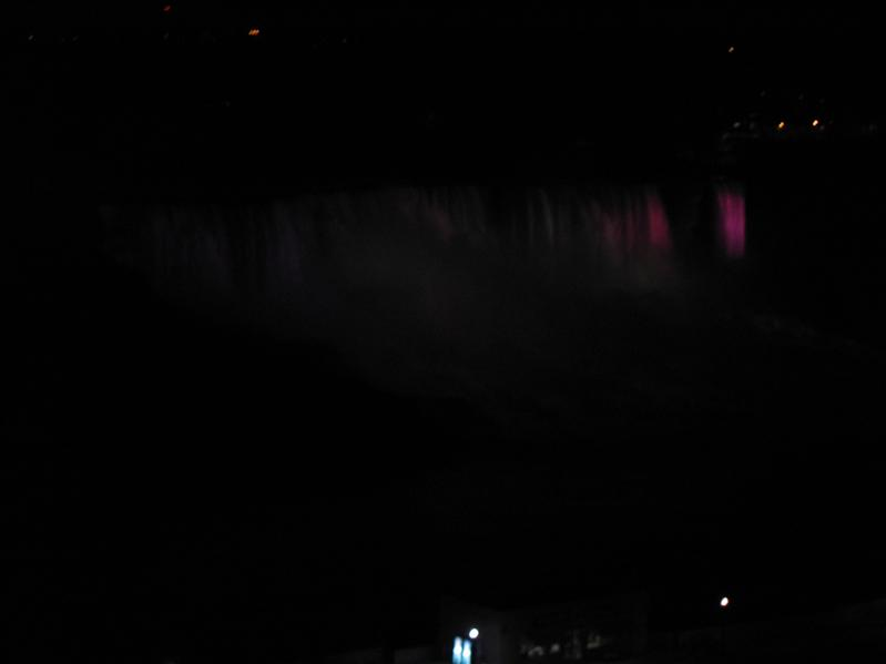 Niagara Falls at Night - 07