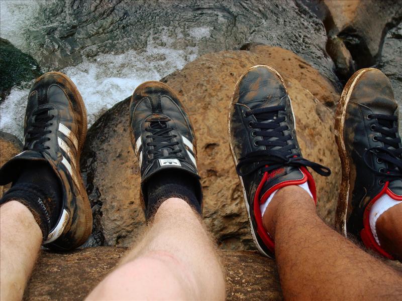 Kauai - Hiking tour, the result of a long hike