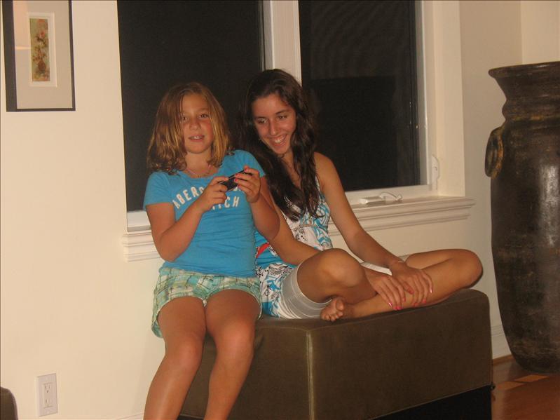 Mary & Gia
