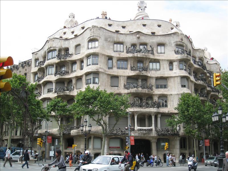 La Pedrera house