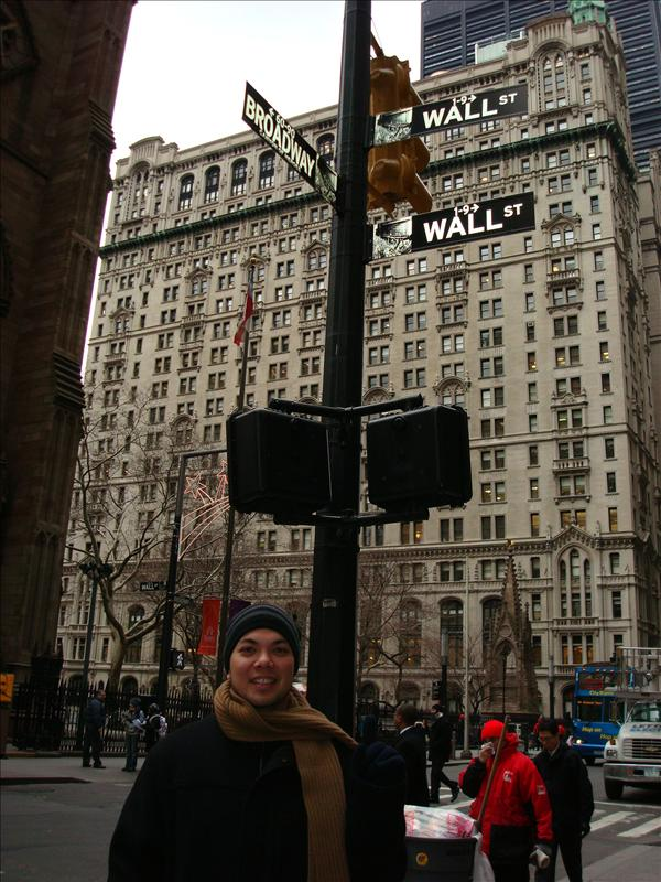 Brent at Wall Street