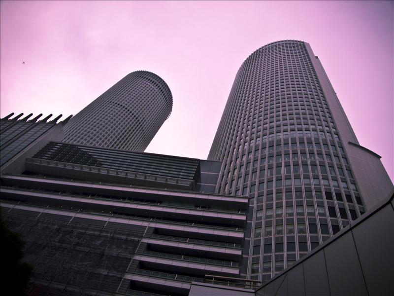 Twin Towers Nagoya