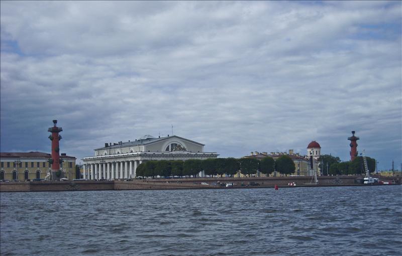 Along the Neva River
