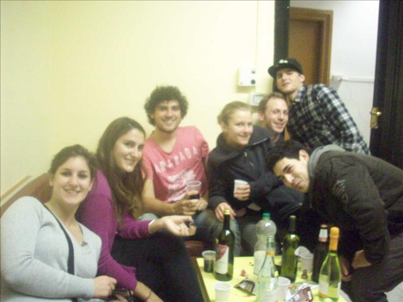 The rome Navigator group!