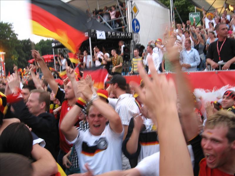 Germany scored