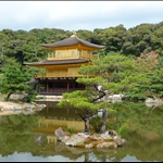 Kinkaku-ji  (Gold Pavillion)