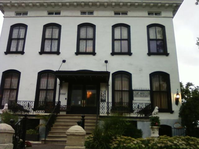 the Lemp Mansion Restaurant