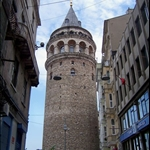 GALATA TOWER, ISTANBUL