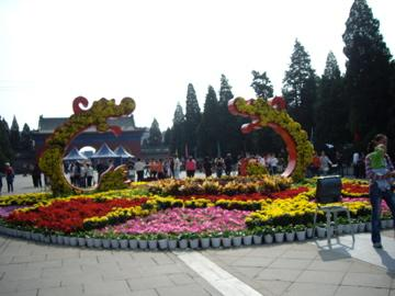 decorations at temple of heaven