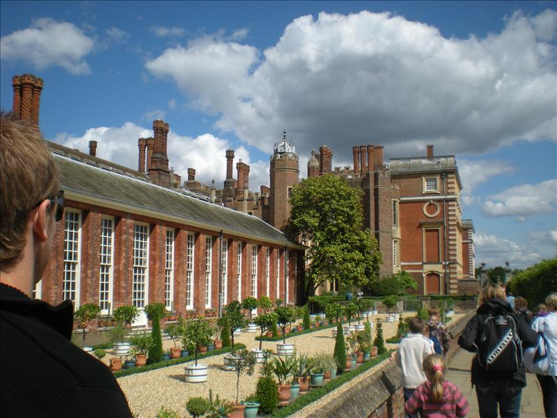 Hampton Court - 26th May
