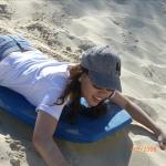 sand tobbogan