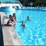 The swimming pool again