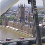 EYE Flew the London Eye!!! (get it!?)