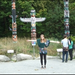 Totem poles and I