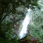 wu-feng-qi Waterfalls