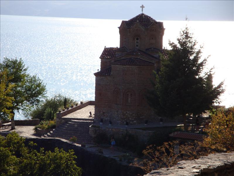 kaneo ohrid,macedonia