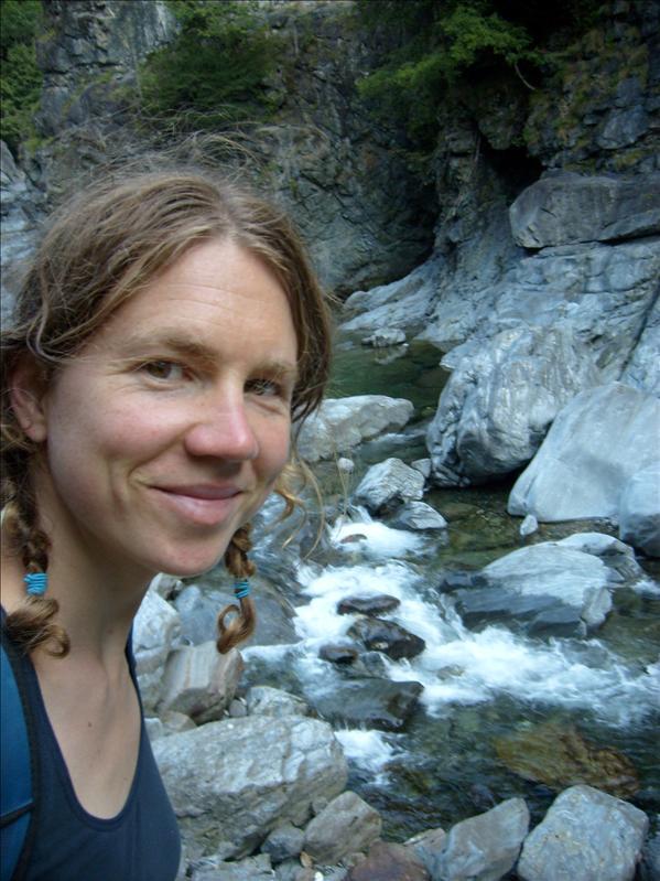 Aline•Rio Valgrande•2009