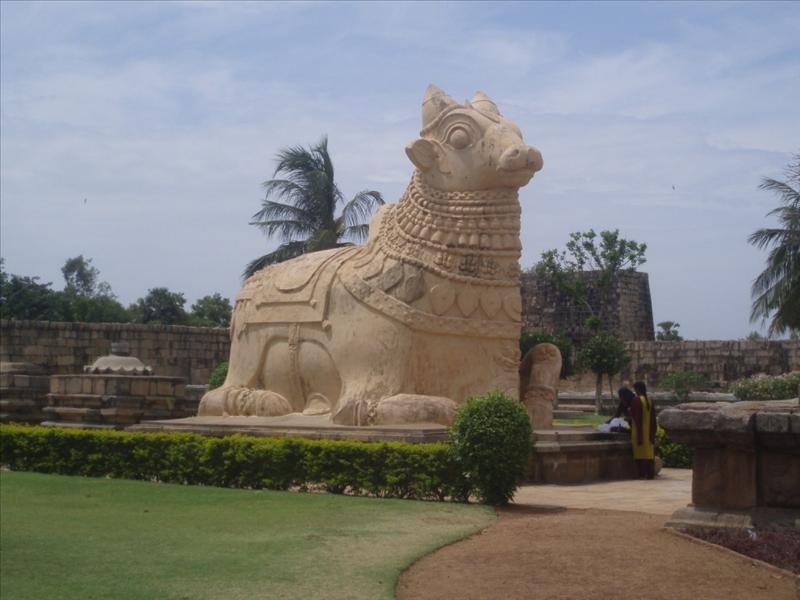 Gangaikondacholapuram-South India