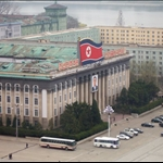 KOREAN CENTRAL HISTORY MUSEUM, KIM IL SUNG SQUARE, PYONGYANG