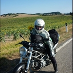 1700  kms among Toscana, Umbria and Abruzzo
