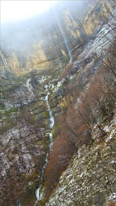 Bovska Skaklya Waterfall