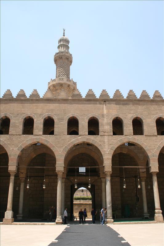 The an-Nasr Mohammed mosque
